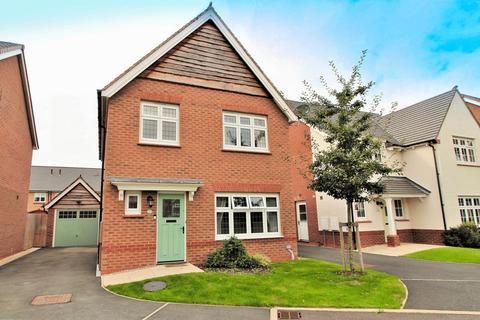 3 bedroom detached house for sale - Plover Close, Banks