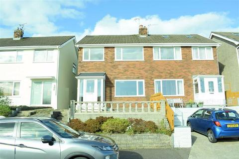 3 bedroom semi-detached house for sale - Brynmead Close, Sketty