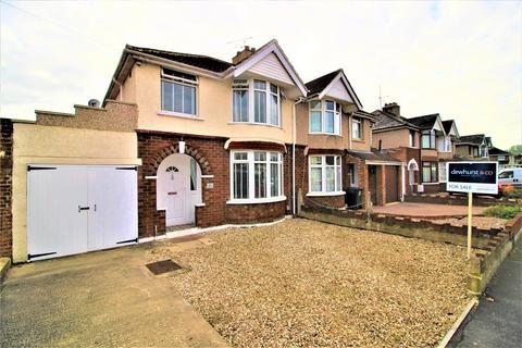 4 bedroom semi-detached house for sale - Burford Avenue, Old Walcot, Swindon