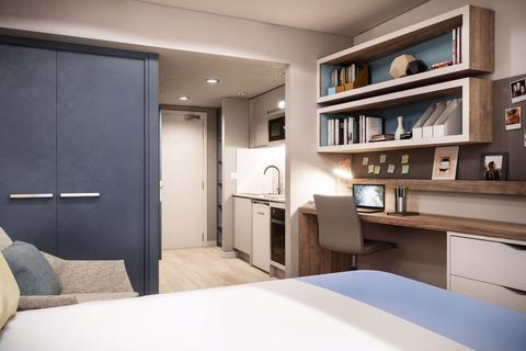 1 bedroom apartment to rent - SMART - Luxury student apartment, LN1