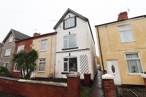 3 bedroom end of terrace house to rent - Shuttlewood Road, Bolsover, Chesterfield