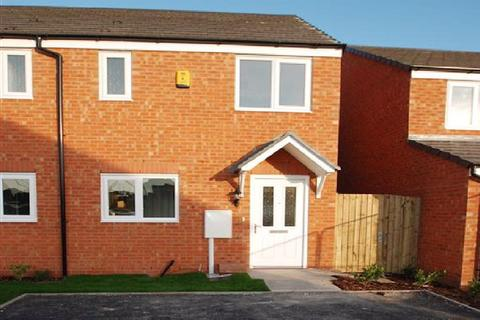 2 bedroom house to rent - Fieldhouse Way, Stafford, ST17 4FH