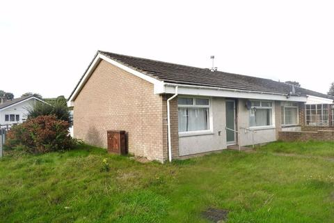 2 bedroom semi-detached bungalow for sale - Felin Ban Estate, CARDIGAN, Ceredigion