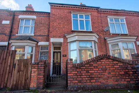 4 bedroom terraced house to rent - Welford Road, Leicester, LE2 6BJ