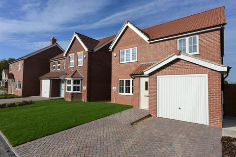 4 bedroom detached house for sale - Plot 63 The Opal, De Montfort Park, Off Mill Road, Boston