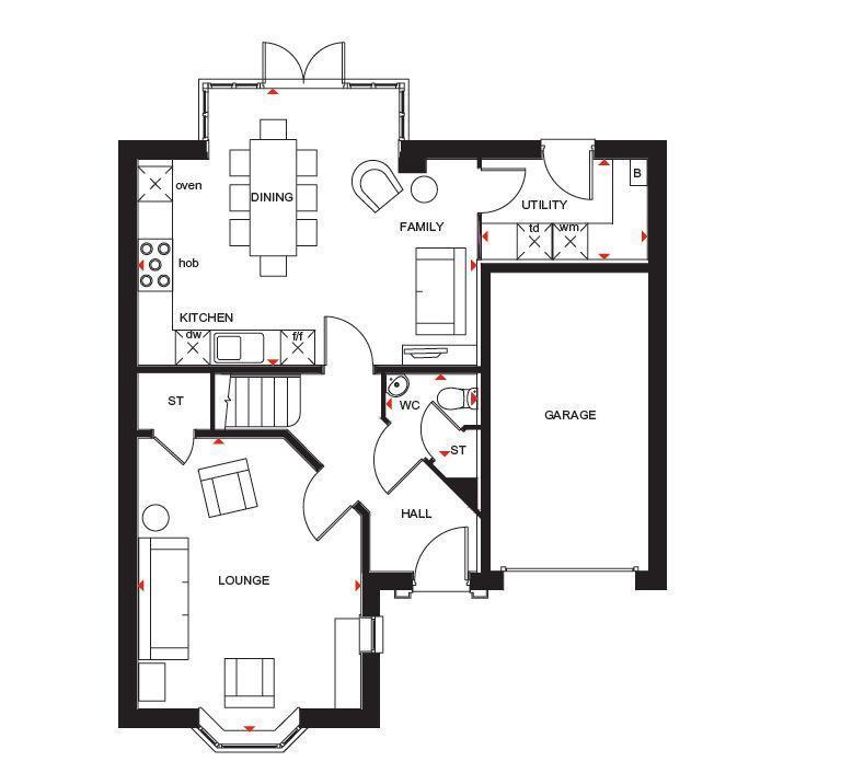 Floorplan 2 of 2: Drummond