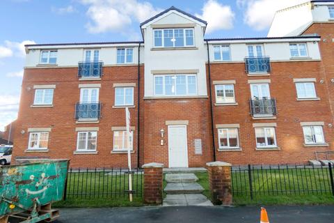 2 bedroom ground floor flat to rent - Blanchland Court, Ashington, Northumberland, NE63 8TG