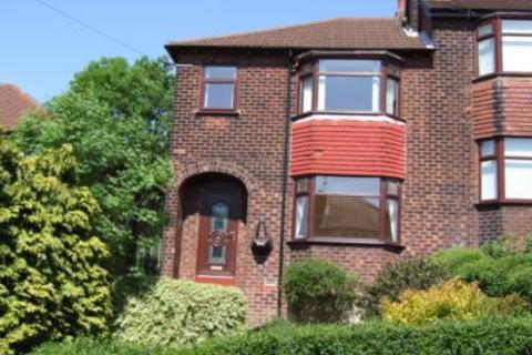 3 bedroom semi-detached house to rent - Sandringham Road, Bredbury, SK6