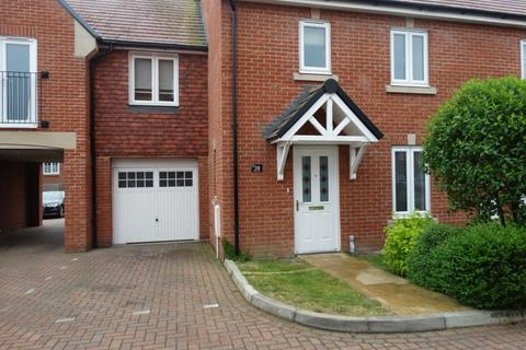3 bedroom terraced house to rent - Hedley Way, Hailsham
