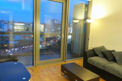 Studio to rent - Greengate, Manchester