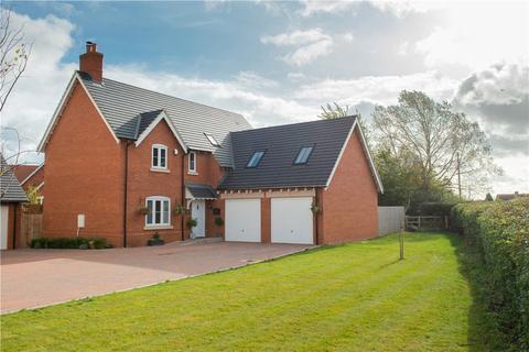 5 bedroom detached house for sale - Kingfisher Drive, Alderminster, Stratford-upon-Avon, Warwickshire, CV37