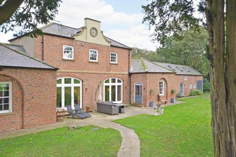 5 bedroom detached house to rent - THE COACH HOUSE, NABURN, YORK, YO19 4RY