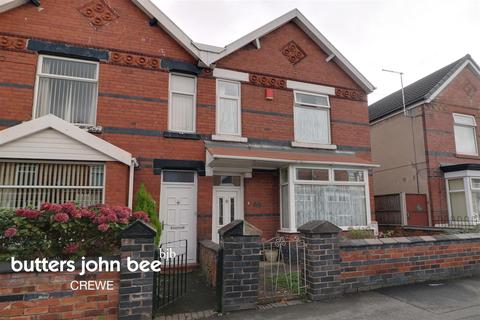 3 bedroom semi-detached house for sale - Richmond Road, Crewe