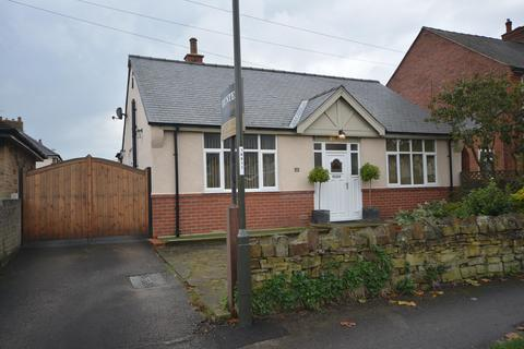 2 bedroom detached bungalow for sale - Springfield Avenue, Ashgate, Chesterfield, S40 1DJ
