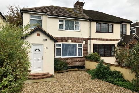 3 bedroom semi-detached house for sale - WOODHAW, EGHAM, TW20