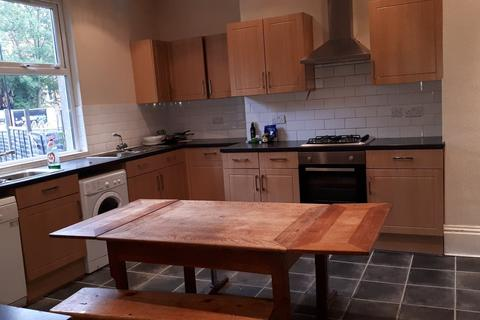 9 bedroom house share to rent - 1 Midland Road, Hyde Park, Hyde Park, Leeds LS6