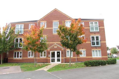 2 bedroom ground floor flat to rent - Eaton Drive, Rugeley WS15 2RF