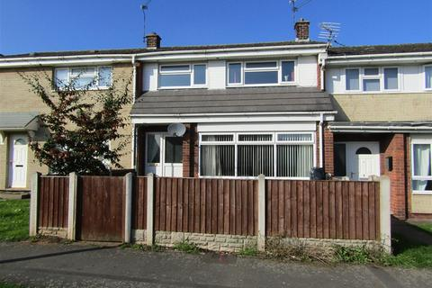 3 bedroom terraced house for sale - The Green, Gainsborough, DN21 1UE