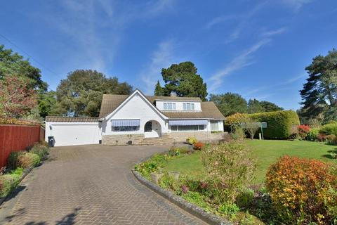 4 bedroom detached house for sale - Lone Pine Drive, Ferndown, Dorset, BH22 8LW