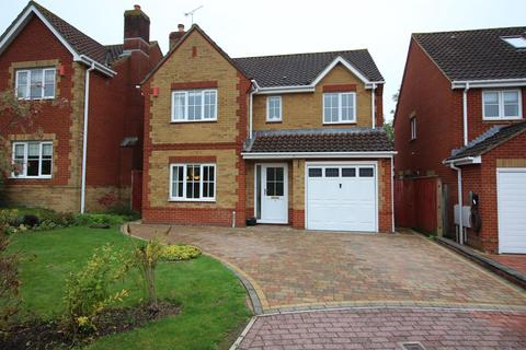 4 bedroom detached house for sale - Dowding Close, Chipping Sodbury, Bristol, BS37 6BX