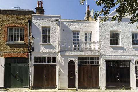 4 bedroom mews for sale - Weymouth Mews, Marylebone, London, W1G
