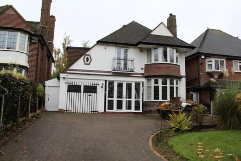 4 bedroom detached house to rent - Monmouth Drive, Sutton Coldfield, B73 6JS
