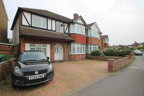 4 bedroom semi-detached house for sale - Oaks Road, Stanwell, TW19