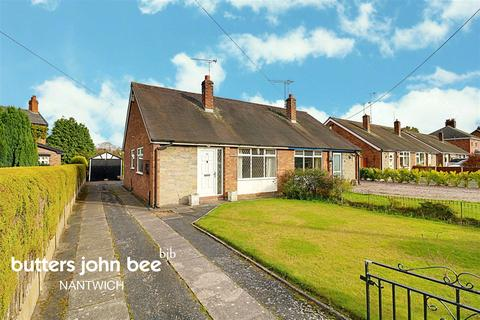 2 bedroom bungalow for sale - Dig Lane, Wybunbury