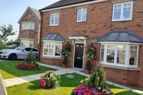 4 bedroom detached house for sale - CROSSWAYS COURT, THORNLEY, PETERLEE AREA VILLAGES