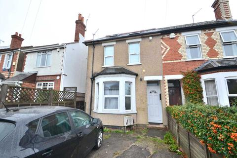 5 bedroom end of terrace house to rent - Northumberland Avenue, Reading