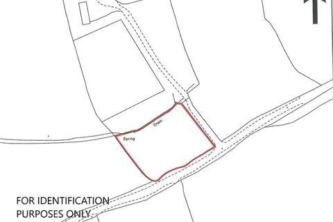 Land for sale - Approx half an acre of land at, East Williamston, Tenby, Pembrokeshire