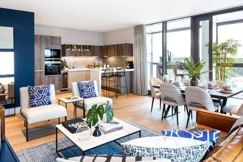 1 bedroom apartment for sale - Battersea Park Road, Nine Elms, London, SW8