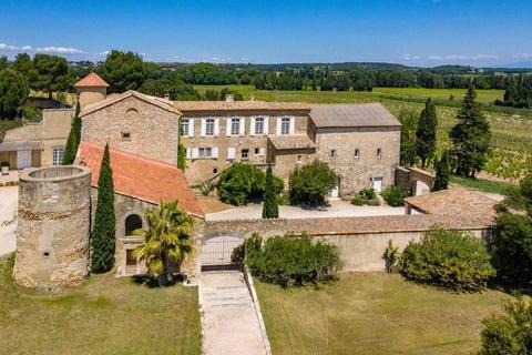 House - Provence, Gard, France
