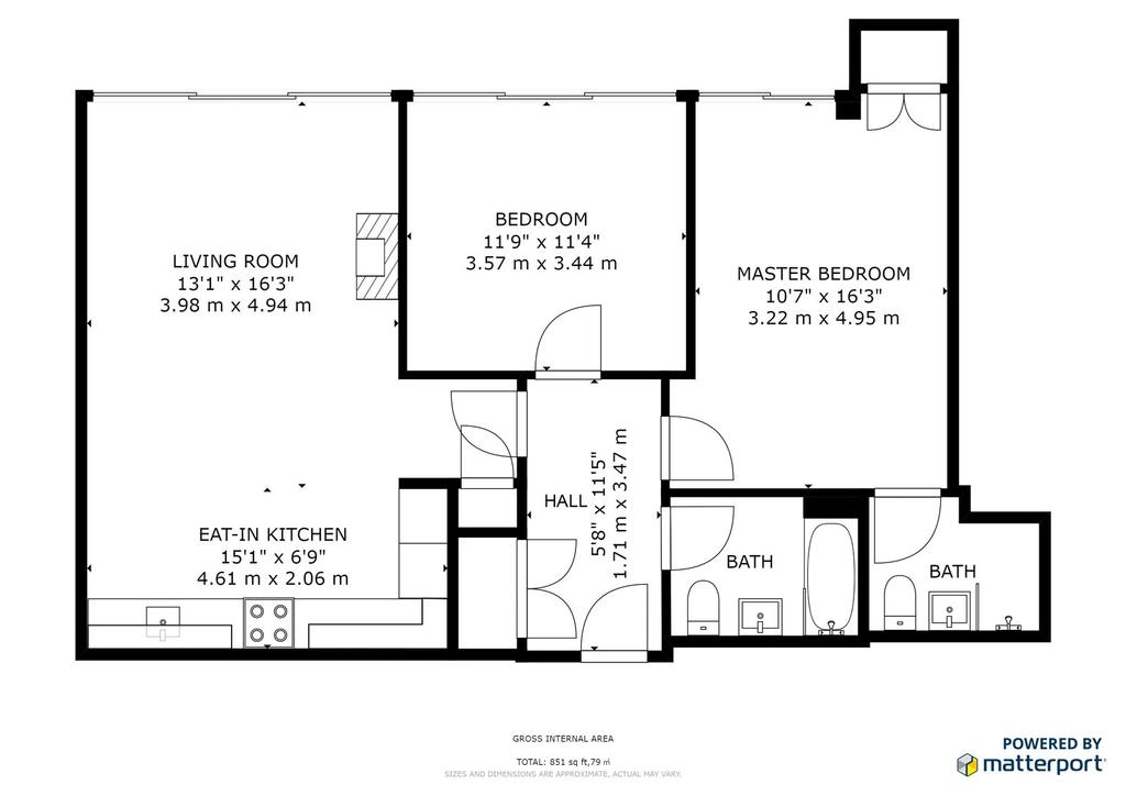 Floorplan: Picture No. 23