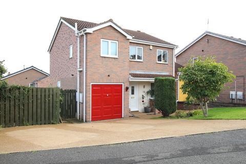4 bedroom detached house for sale - 10 Longedge Grove, Wingerworth