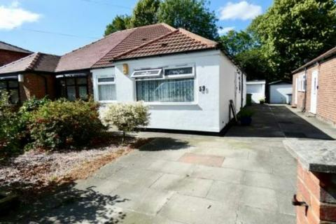 2 bedroom semi-detached bungalow for sale - Grange Road, Sale