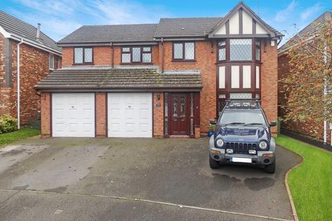 4 bedroom detached house for sale - The Grange, Hyde Lea, Stafford