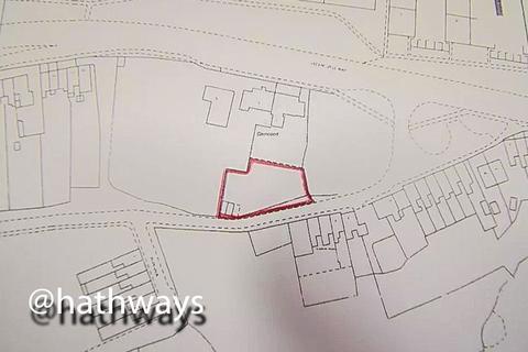 Plot for sale - Woodland Street, Cwmbran