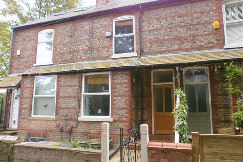 3 bedroom terraced house to rent - Perrygate Avenue, West Didsbury, Manchester, M20