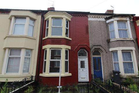 3 bedroom terraced house to rent - Gonville Road, L20