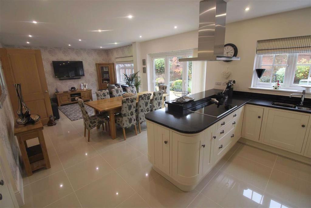 Open plan living\kitchen area