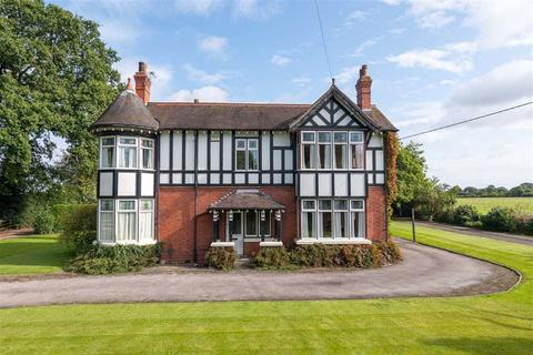 4 bedroom detached house for sale - Newcastle Road, Nantwich, Cheshire