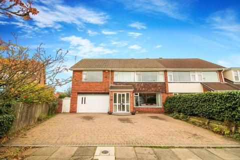 4 bedroom semi-detached house for sale - Caynham Close, North Shields