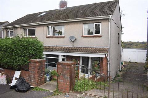 3 bedroom semi-detached house for sale - Overland Close, Mumbles, Swansea