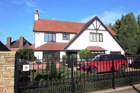 5 bedroom detached house for sale - Gorsey Road, Pownall Park, Wilmslow