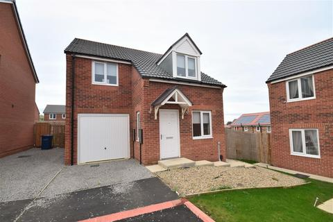 3 bedroom detached house for sale - Fletcher Close, Ford Estate, Sunderland