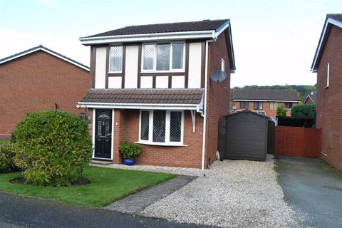 3 bedroom detached house for sale - 44, Pavilion Court, Llanidloes Road, Newtown, Powys, SY16