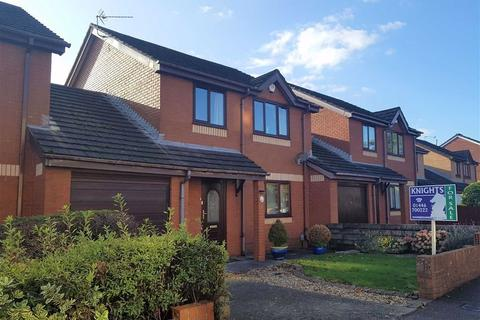 3 bedroom link detached house for sale - College Fields Close, Barry