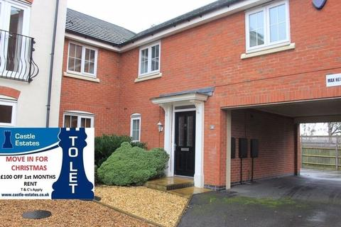 2 bedroom apartment to rent - Horton Drive, Brunswick Mews, Stafford, ST16 1FB