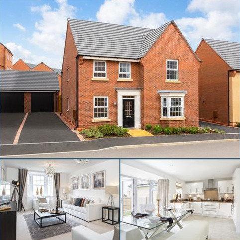 4 bedroom detached house for sale - Walton Road, Drakelow, BURTON-ON-TRENT